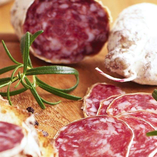 saucisson Maison Milhau - transparence origine des viandes