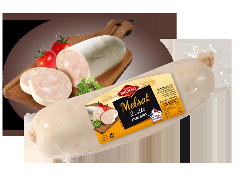 Melsat, spécialité tarnaise par Maison milhau