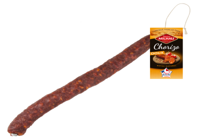 Chorizo doux droit