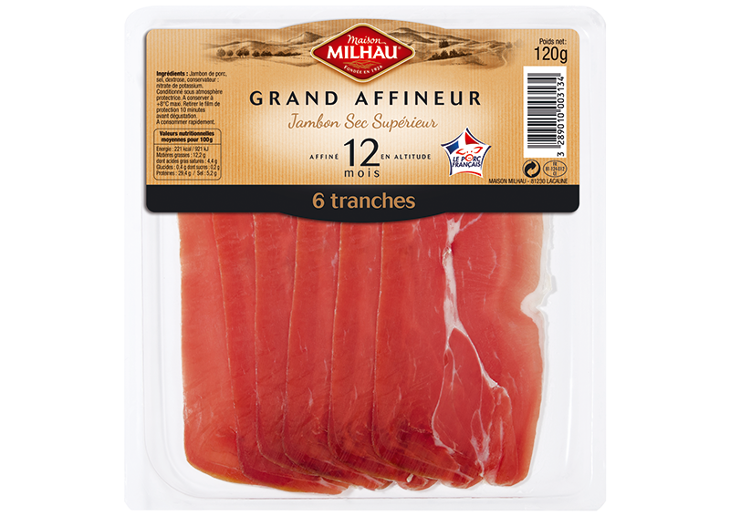 jambon superieur grand affineur