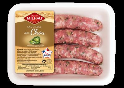 Saucisses au Chou