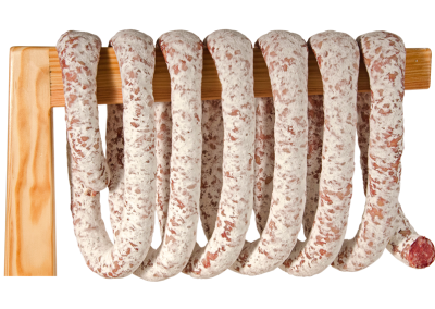 Saucisse Sèche Perche Label Rouge