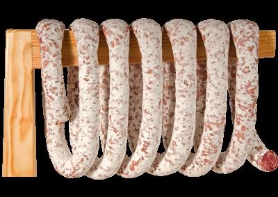 Saucisse Sèche Perche Label Rouge