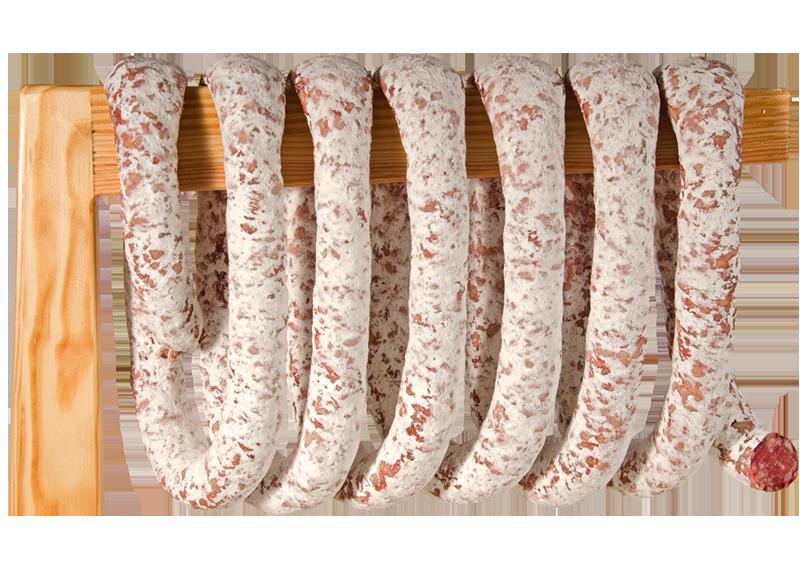 Saucisse seche Perche Label Rouge Maison milhau